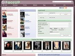 Detaljer : FaceUp - Gratis Chat og Dating-profil